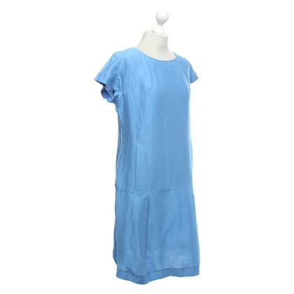 Max Mara Robe en bleu