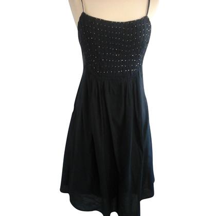Vanessa Bruno Schwarzes Kleid