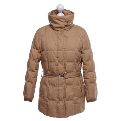 Bogner Cognac-colored down jacket