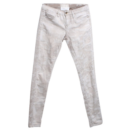 Twin-Set Simona Barbieri Jeans with pattern