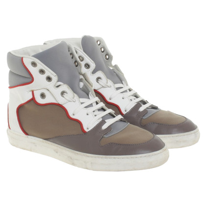 Balenciaga Sneakers alte in tricolore