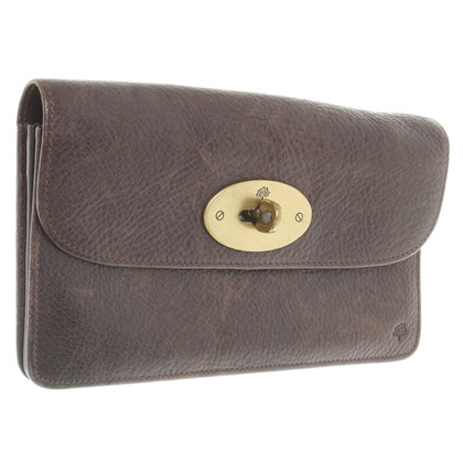 Mulberry Borsa con logo in rilievo