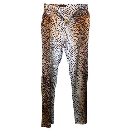 Roberto Cavalli Silk pants