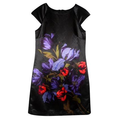 Hobbs Zwart zijden jurk