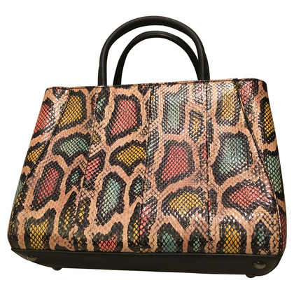 Fendi Kleine '2jours' watersnake Tote