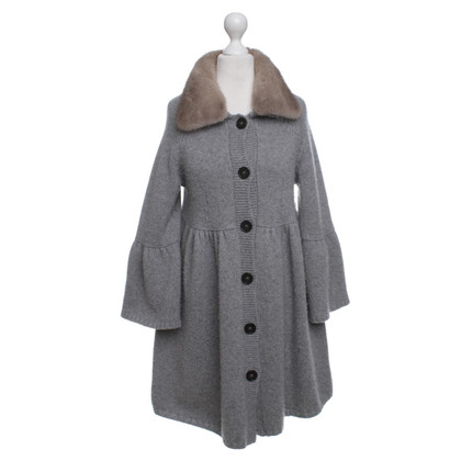 Other Designer Gerard Darel - cashmere jacket in gray