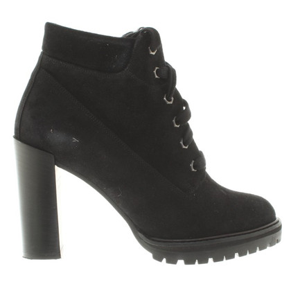Karl Lagerfeld Boots in Black