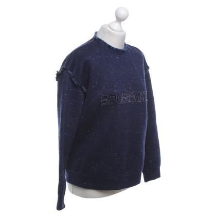 Max Mara Sweater in blue