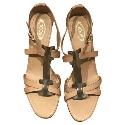 Tod's Sandals in beige