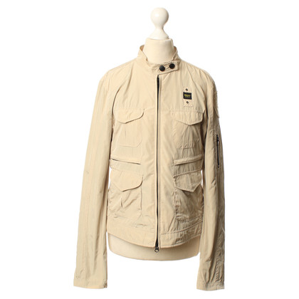 Blauer USA Jas in beige