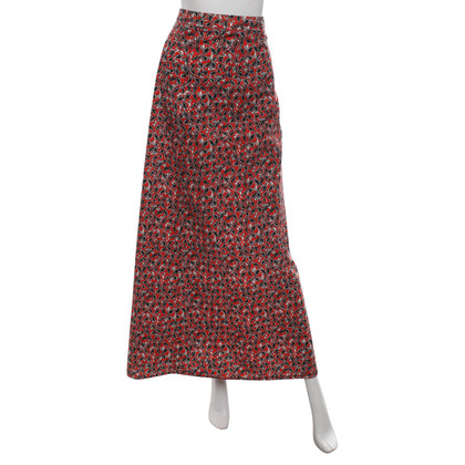 Marni skirt with a floral pattern