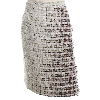 Rena Lange skirt with pattern