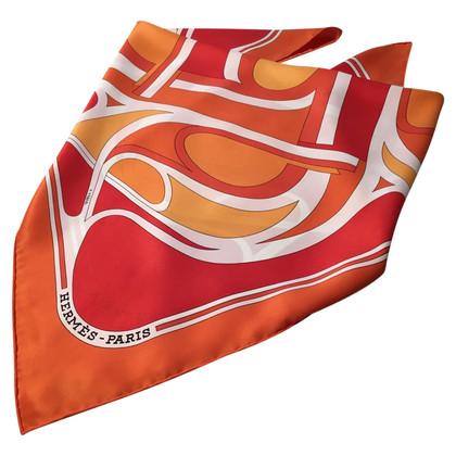 Hermès Sciarpa di seta