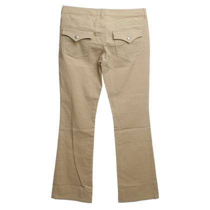 Strenesse Blue Trouser in Beige