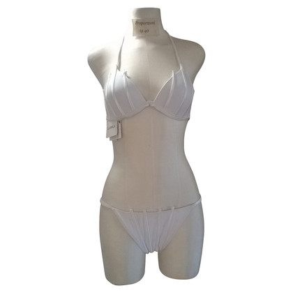 La Perla bikini bianco