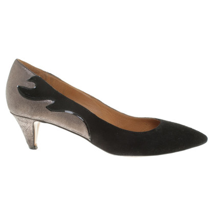 Isabel Marant Etoile pumps in gray / black