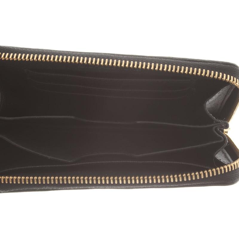 201be6b76f96 ... cheapest leather crossbody michael kors wallet in black 6410b cf3f1