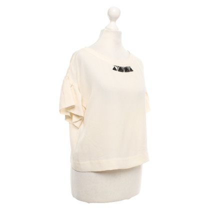3.1 Phillip Lim T-shirt in crema