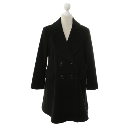 Vivienne Westwood Wool coat in black
