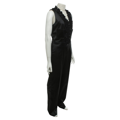 Chanel Jumpsuit in black