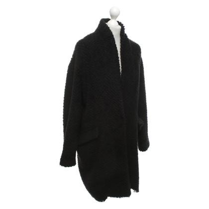Isabel Marant Manteau en noir