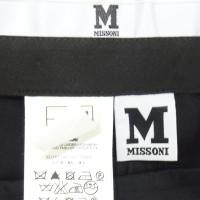 Missoni pantaloni di cotone