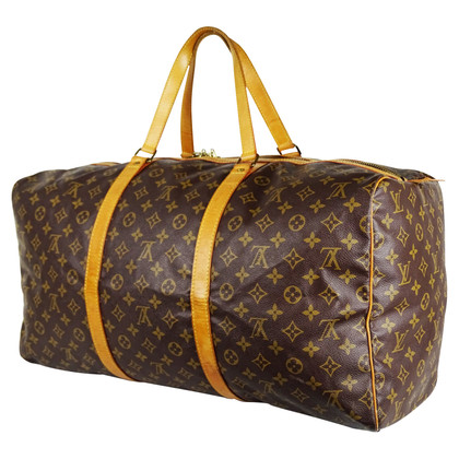 "Louis Vuitton ""Ca1d09e3 souple 55 Monogram Canvas"""