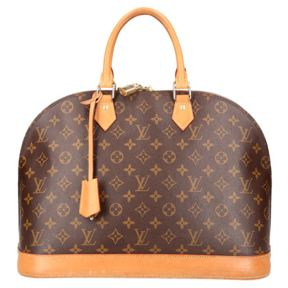 "Louis Vuitton ""Alma GM Monogram Canvas"""