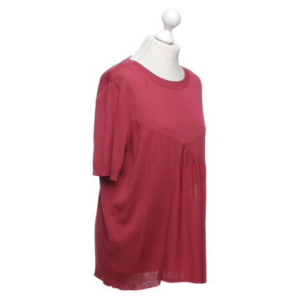 Cos Strick-Shirt in Rot
