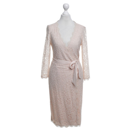 Diane von Furstenberg Wrap dress from lace
