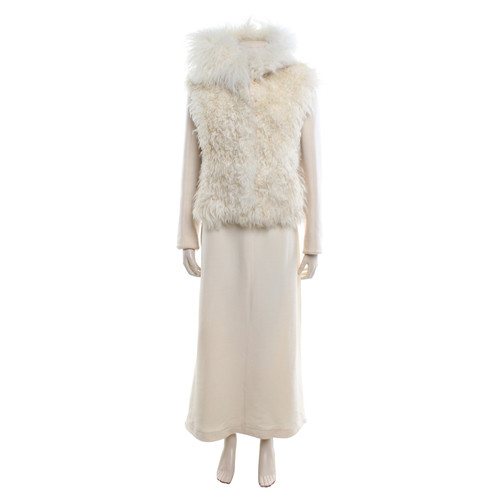 55f30b513c Cacharel Costume with fur trim - Second Hand Cacharel Costume with ...