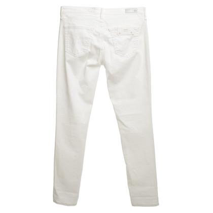 Adriano Goldschmied Jeans in wit