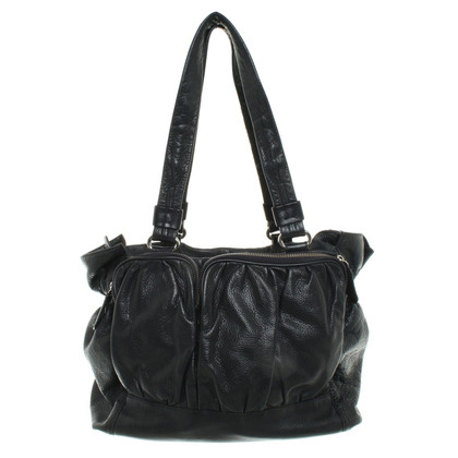 Sonia Rykiel Handbag in petroleum