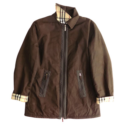 Burberry Padded jacket in brown