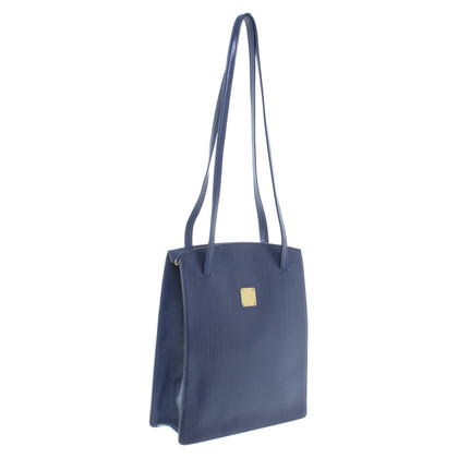 MCM Handbag in night blue