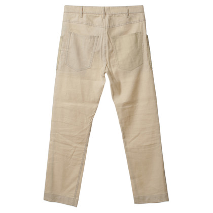 Isabel Marant Linen/cotton trousers