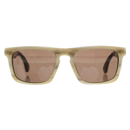 Oliver Peoples Zonnebril in bicolor