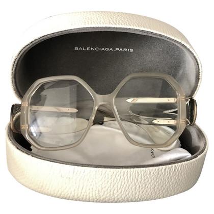 Balenciaga Oversized Sonnenbrille