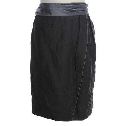 Laurèl skirt in grey