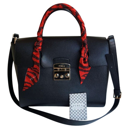 "Furla ""Metropolis Satchel Medium"""