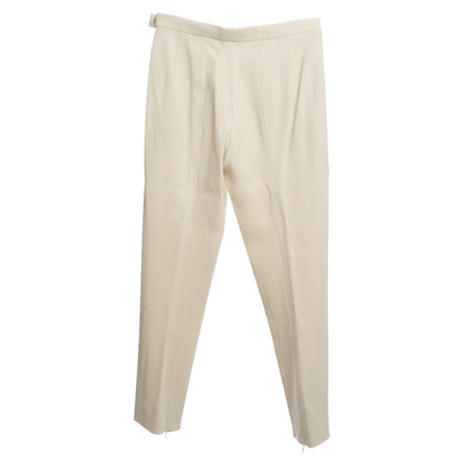 Chloé trousers in cream