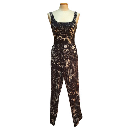 Moschino Vintage Overall