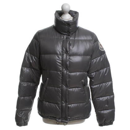Moncler Down jacket in grey