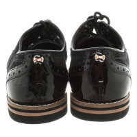 Ted Baker Lace-up shoes in black
