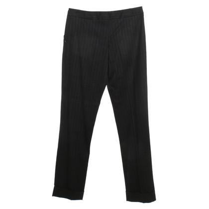 Blumarine Pantaloni con pietre decorative