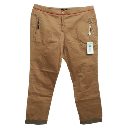 Costume National Pantalon en ocre