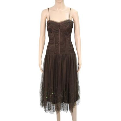 Karen Millen Dress in brown