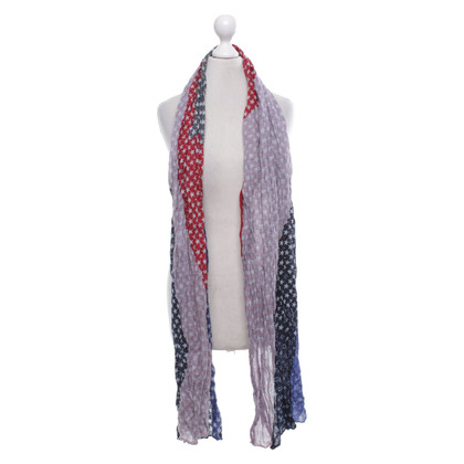 Louis Vuitton Scarf made of linen and silk