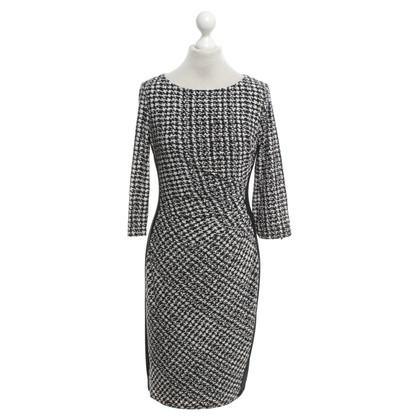 Ralph Lauren Kleid mit Hahnentritt-Muster