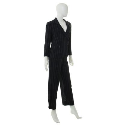 Armani Collezioni Kostüm mit Nadelstreifen